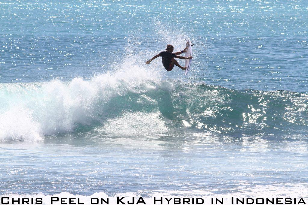 Chris Peel on KJA Hybrid in Indonesia