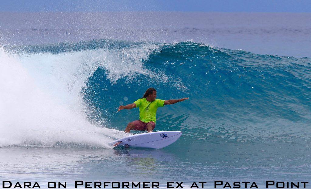 Dara on Performer EX at Pasta Point
