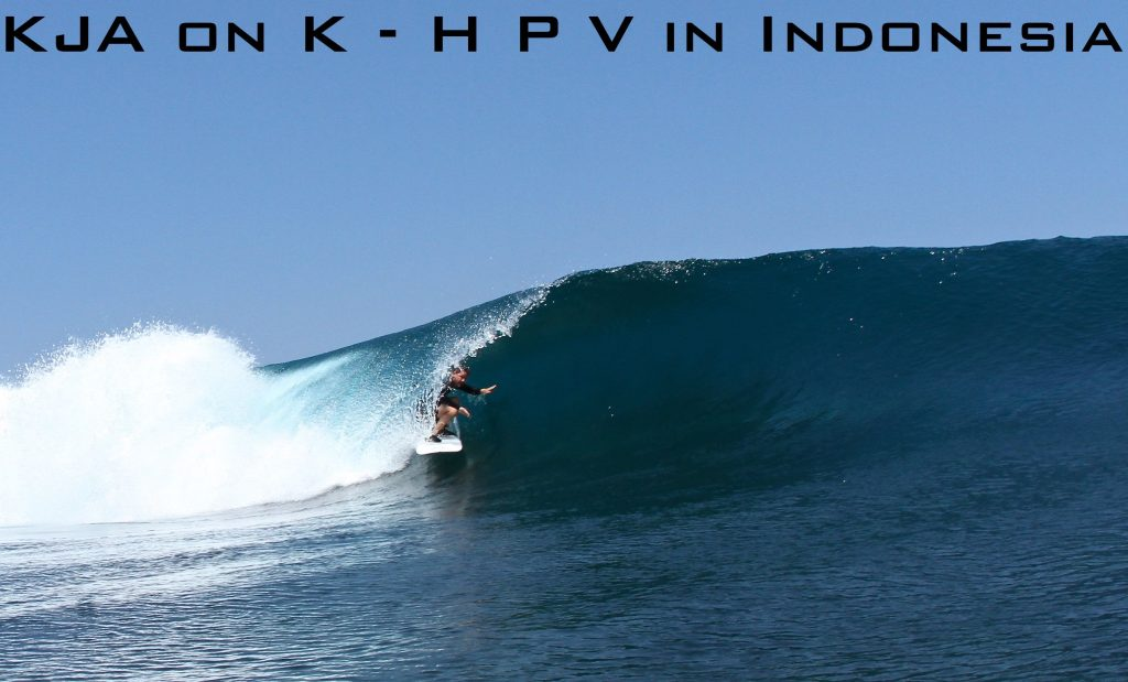 KJA on K – HPV in Indonesia