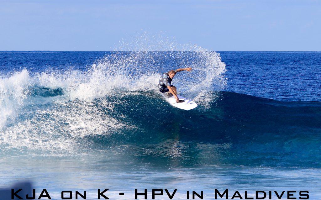 KJA on K – HPV in Maldives