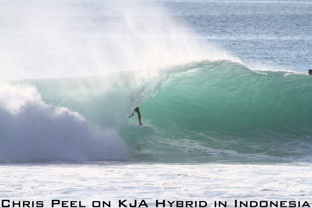 Chris Peel on KJA Hybrid in Indonesia