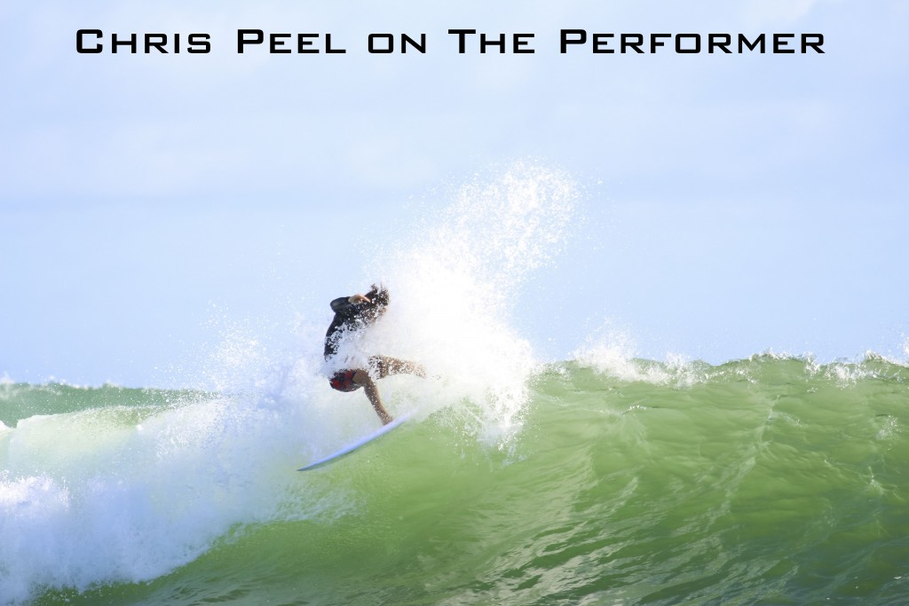 Chris Peel on The Performer