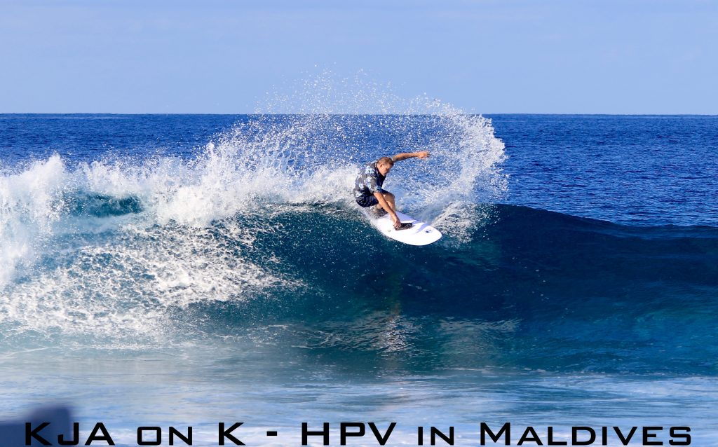 KJA on K – HPV in Maldives
