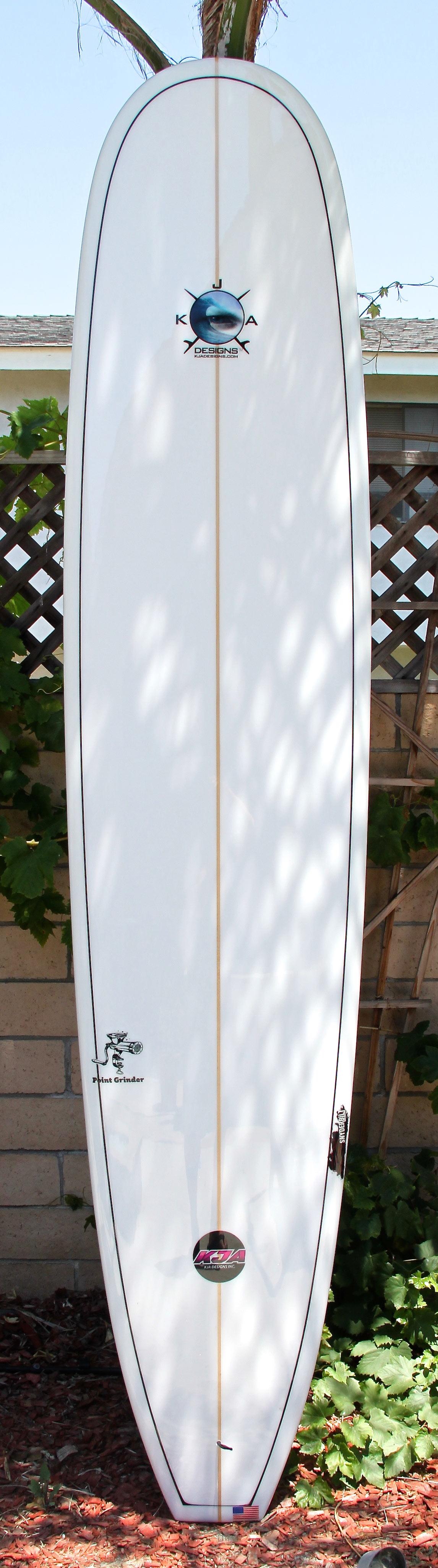 Point Grinder deck