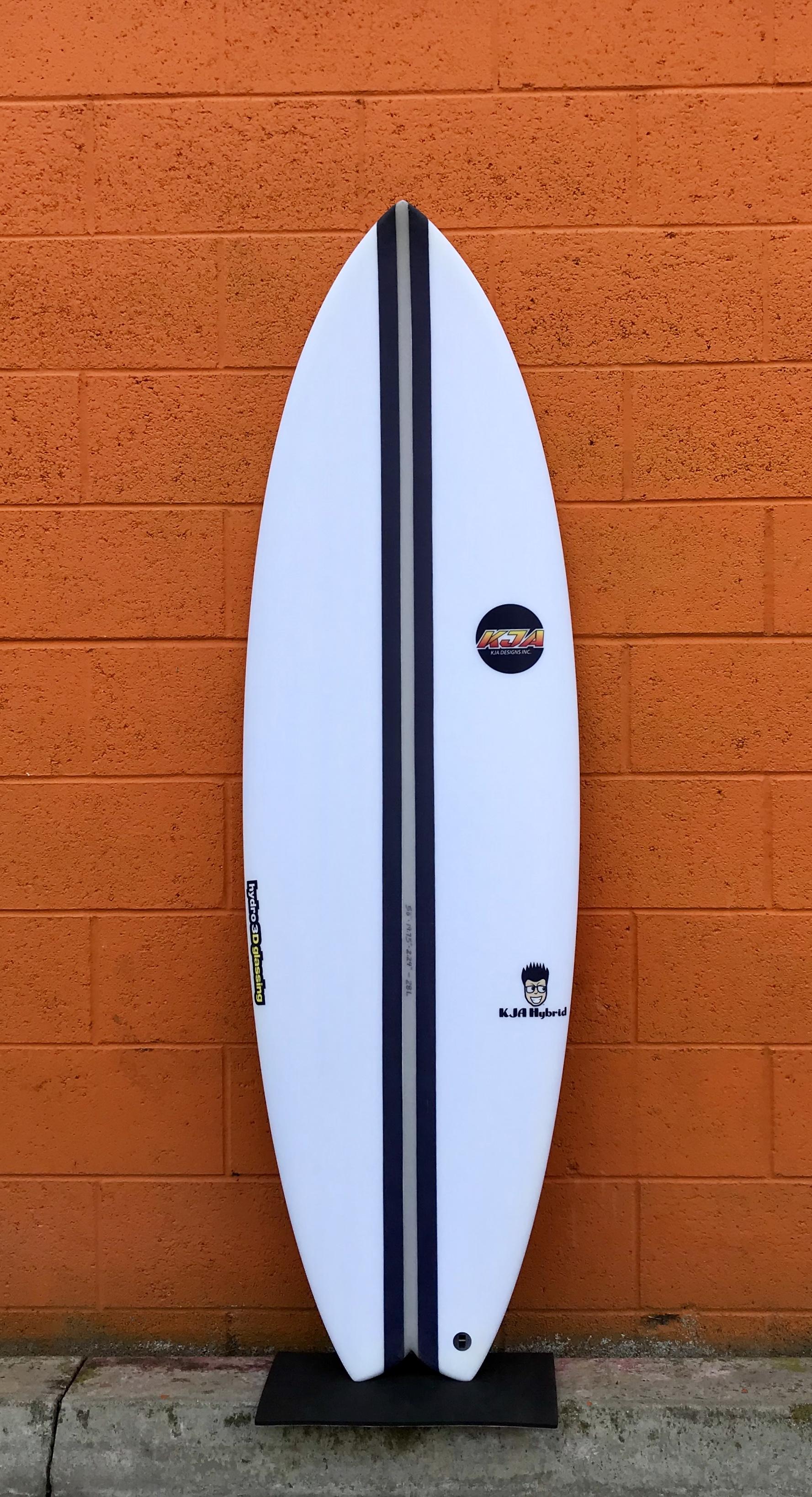 KJA Hybrid deck
